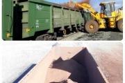 جذب چشمه جدید بار در راه آهن فارس