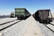 ۵۴ درصد رشد درآمد حمل بار در راه آهن اصفهان