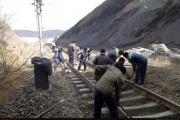 درخواست کارگران خطوط ابنیه راهآهن برای وصول مطالبات معوقه در آستانه سال نو
