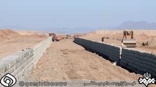 گمرگ قم به راه آهن سراسری متصل میشود