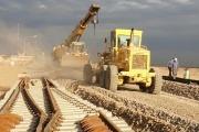 فعالیت 1350 نفر در راه آهن اردبیل/ شتاب کار دو برابر شده است