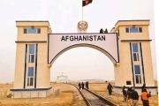 شبکه ریلی کشور به افغانستان متصل می شود