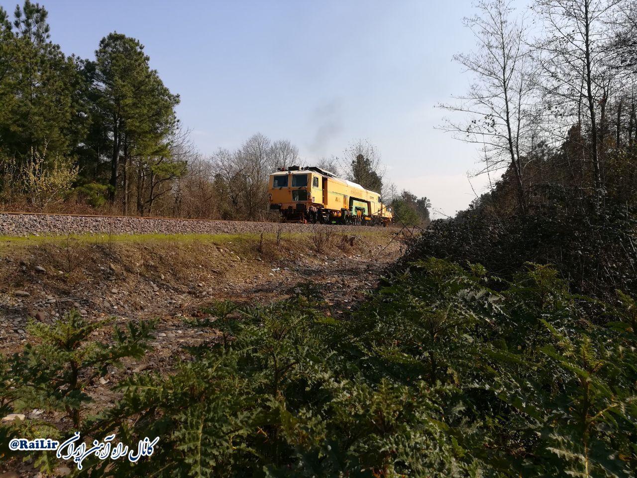 پروژه راهآهن قزوین – رشت نقش حیاتی برای کشور دارد/ اتصال به کشورهای اروپایی با تکمیل راهآهن قزوین – رشت