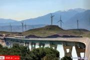زیباترین تصاویر از محور جدید راه آهن قزوین-رشت
