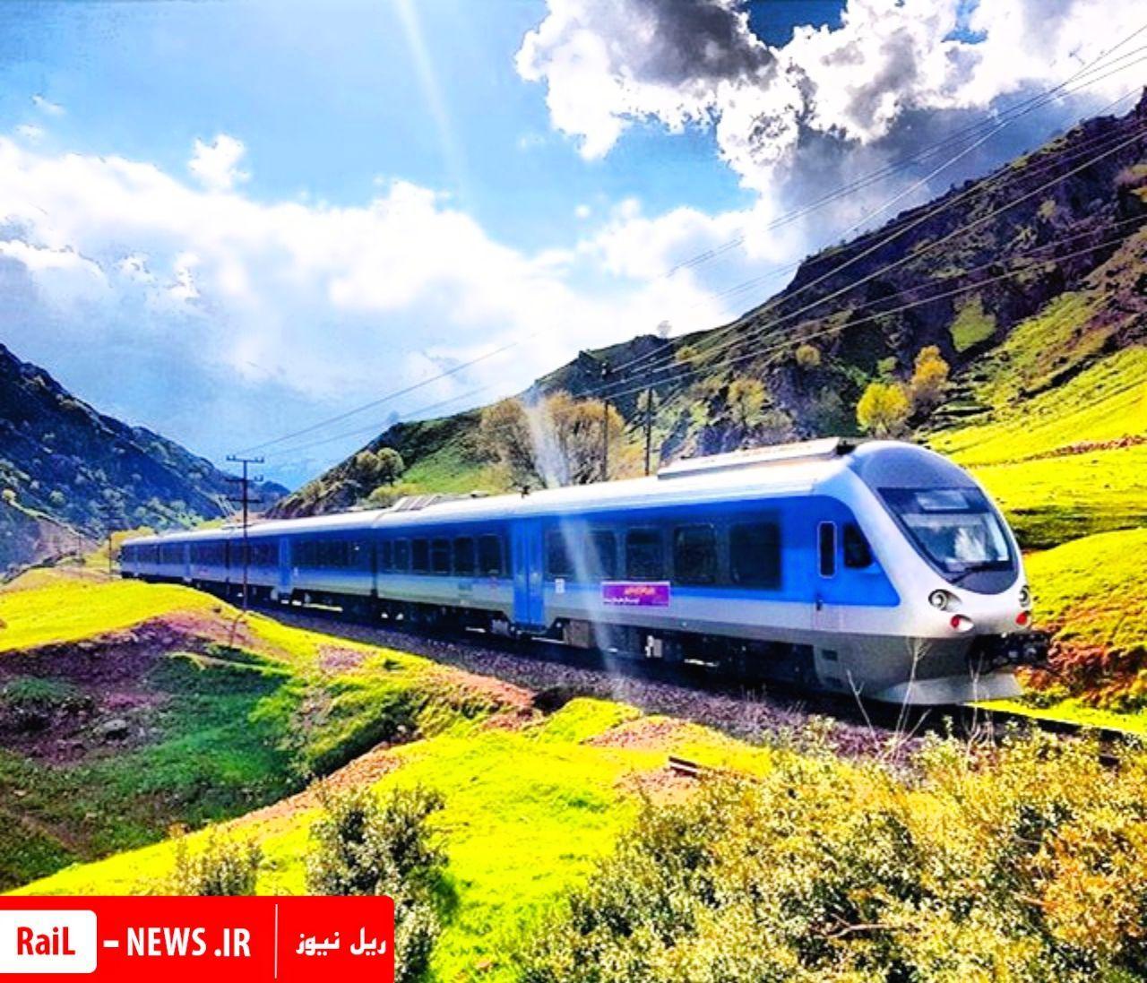 حرکت کلیه قطارها طبق ساعت رسمی کشور