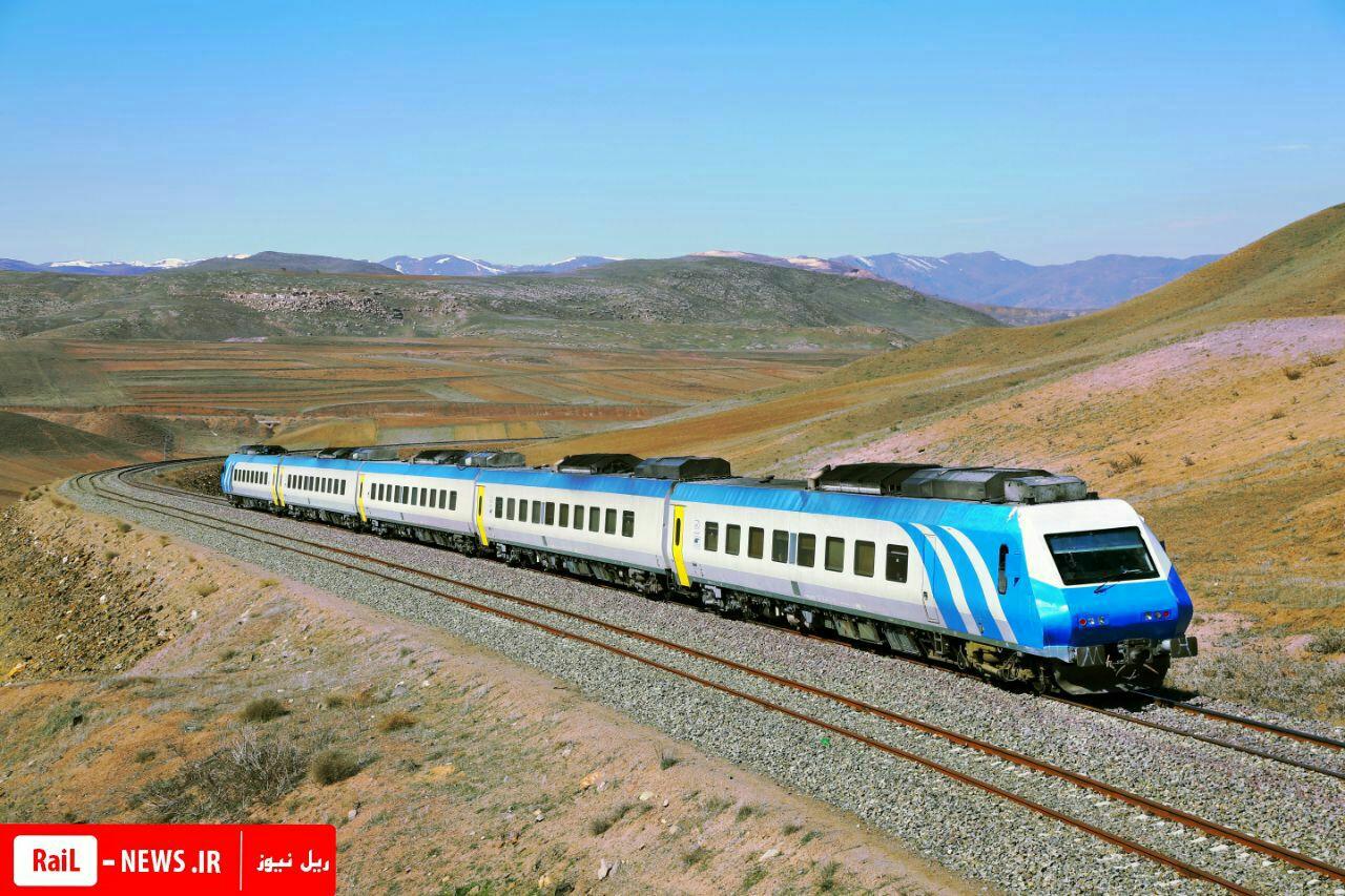 ۱،۱ میلیون مسافر نوروزی با قطار در سطح کشور جا به جا شدند