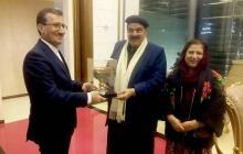 از همکاری ایران برای بازسازی و اتصال خطوط ریلی پاکستان استقبال میکنیم