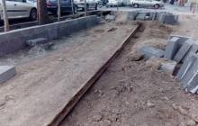 کشف ریل ماشین دودی قجری در جنوب پایتخت