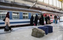 سفر با قطار از یزد به مشهد همه روزه شد