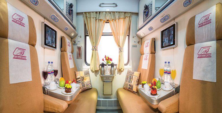 ورود قطارهای ۵ ستاره نور به شبکه ریلی کشور