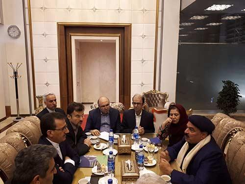 ارتقای همکاری های مشترک ریلی و روان سازی کریدورهای ترانزیتی میان تهران – اسلام آباد