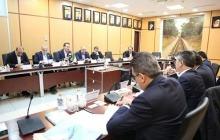 اجلاس دوجانبه توسعه همکاری ریلی بین ایران و ترکیه برگزار شد