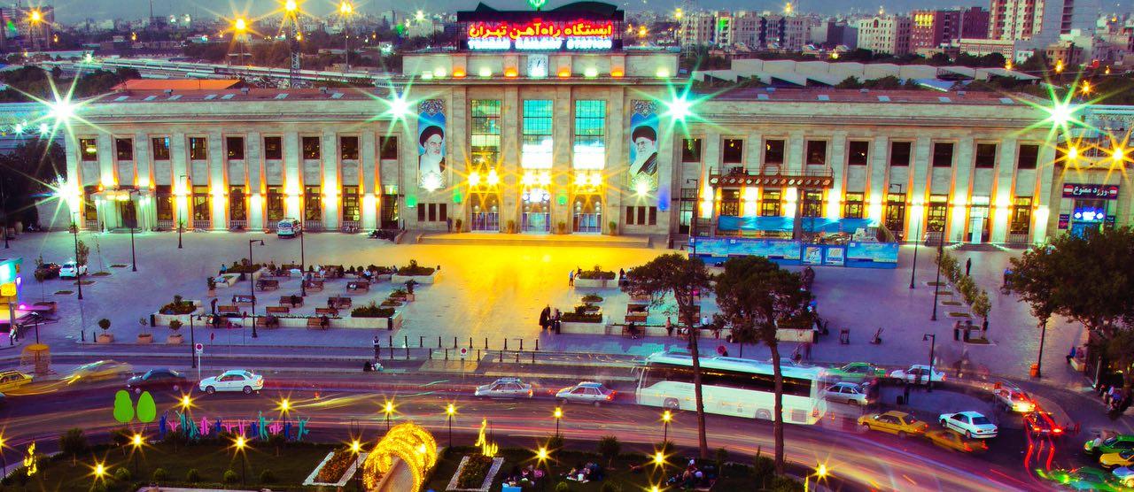 رشد ۱۹ درصدی جابجایی مسافر در اداره کل راه آهن تهران در ایام نوروز ۹۸