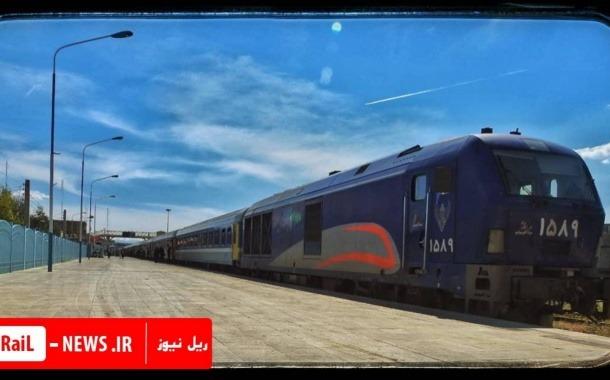 جابجایی ۱۵۲ هزار نفر مسافر در ایام نوروز ۹۸ توسط راه آهن قم