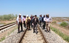 ماموریت قائم مقام و مدیران کل مربوط برای تسهیل در روند بازسازی و امداد رسانی به مناطق سیل زده در محور جنوب