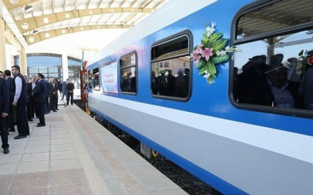 حدود 16هزار مسافر سال گذشته از طریق راه آهن ارومیه جابجا شد
