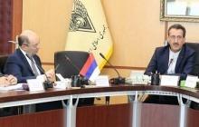 دیدارمدیرعامل راه آهن با قائم مقام راه آهن روسیه