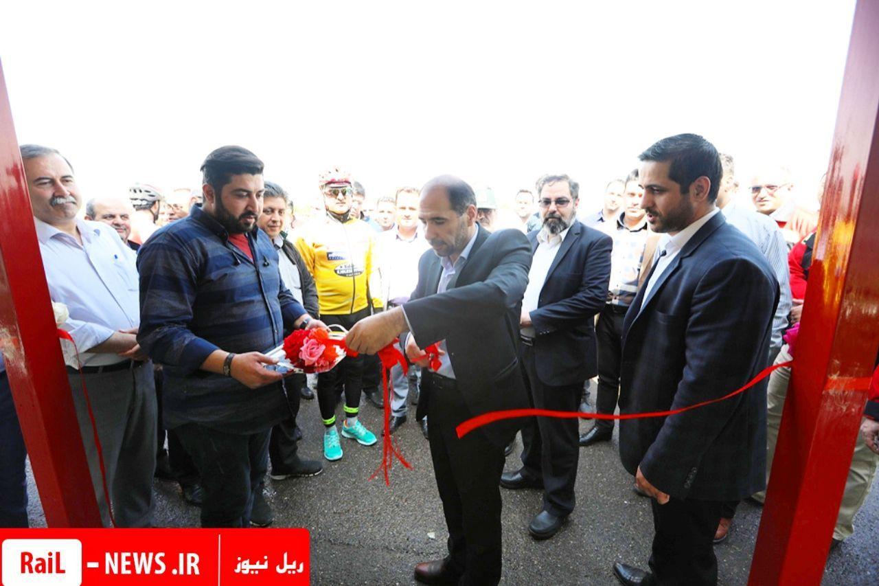 اجراي طرح دوچرخه در پايانه فتح آباد