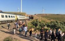 سوت اولین قطار گردشگری در گیلان به صدا درآمد