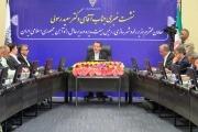 جلسات و بازدیدهای مختلف معاون وزیر و مدیرعامل راه آهن در سفر به استان آذربایجان شرقی