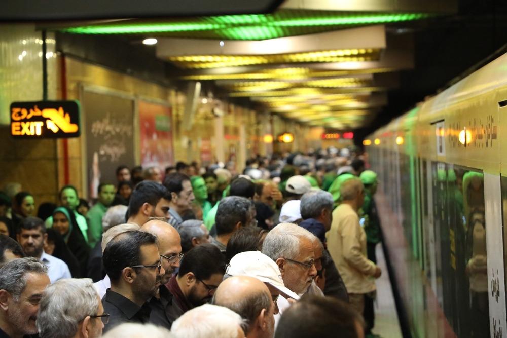 مترو پیشتاز خدمات رسانی موثر به شهروندان