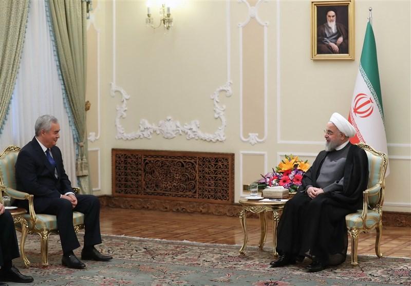 تهران آماده گسترش همکاریها با دوشنبه در همه عرصههاست
