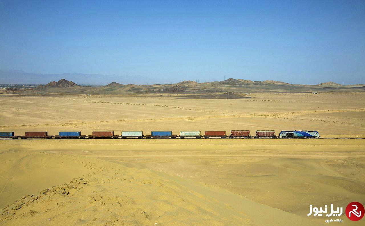 قرار گرفتن راه آهن یزد در منطقه خاص جغرافیایی