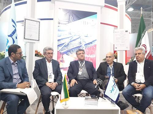 تولید سوزن خط آهن در شرکت گسترش صنایع ریلی به ۴۰۰ دستگاه افزایش یافته است