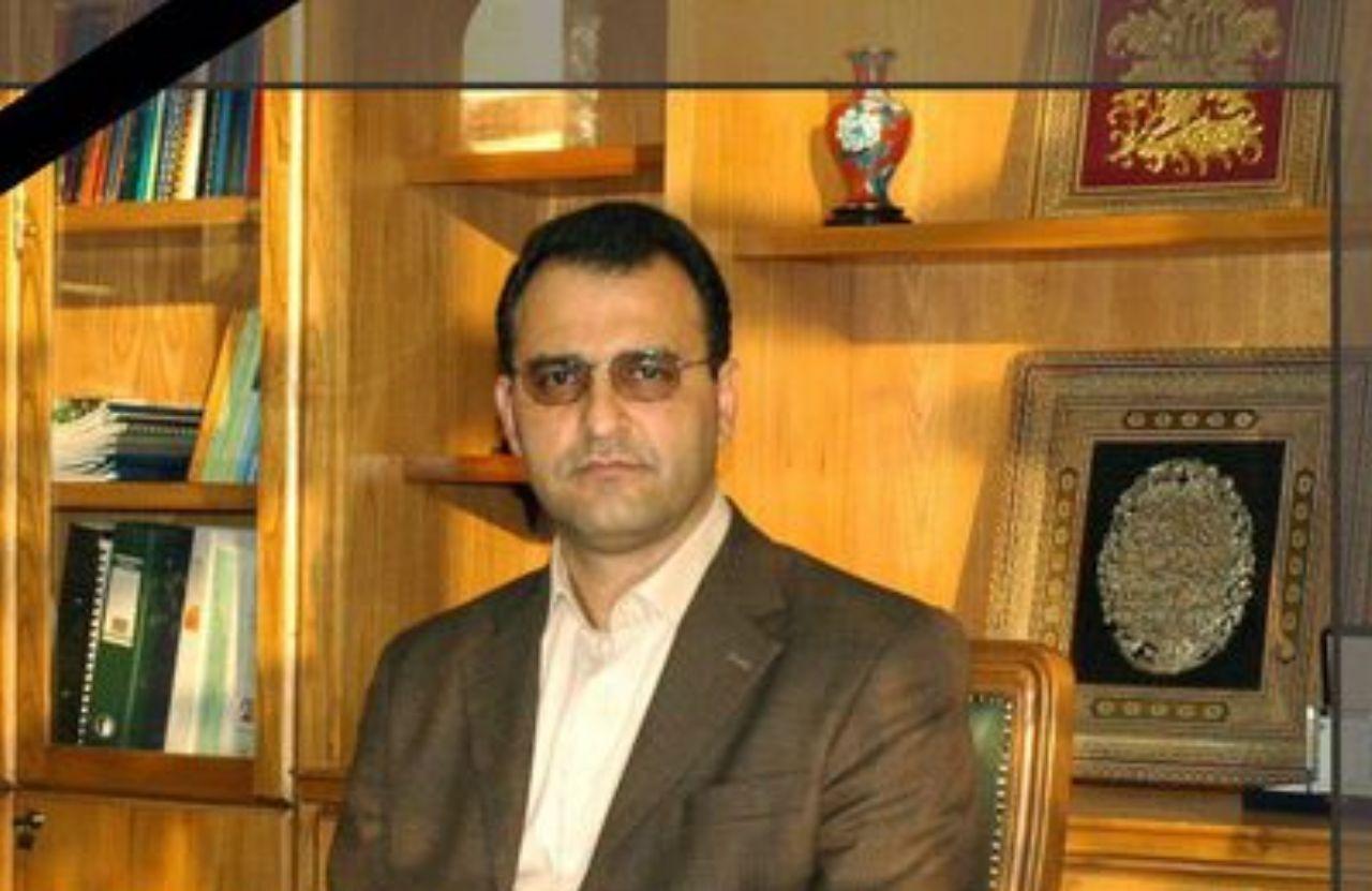 پیام تسلیت مدیرعامل راه آهن جمهوری اسلامی ایران بمناسبت درگذشت دکتر پاشایی فام، مدیر عامل بانک ایران و اروپا