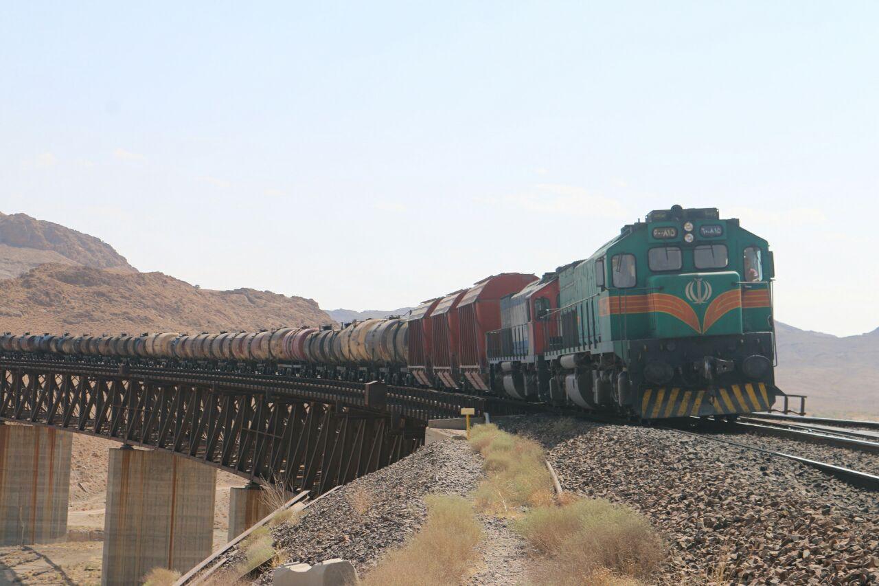 عملکرد اداره کل راه آهن هرمزگان در شش ماهه سال۹۸