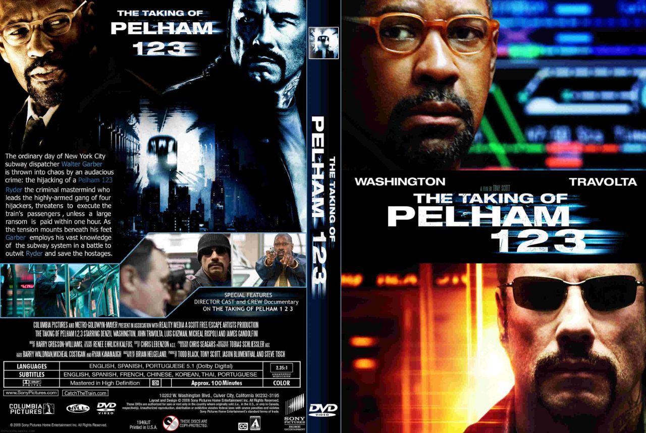 فیلم سینمایی گروگانگیری در قطار پلهام ۱۲۳| دوبله فارسی ۲۰۰۹
