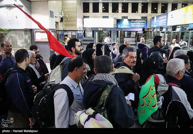 ۲۳۰ هزار زائر توسط خطوط ریلی استان مرکزی به کرمانشاه و اهواز اعزام میشوند