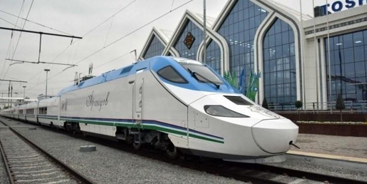 آغاز طرح برقی کردن خطوط راهآهن ازبکستان در سال ۲۰۲۰