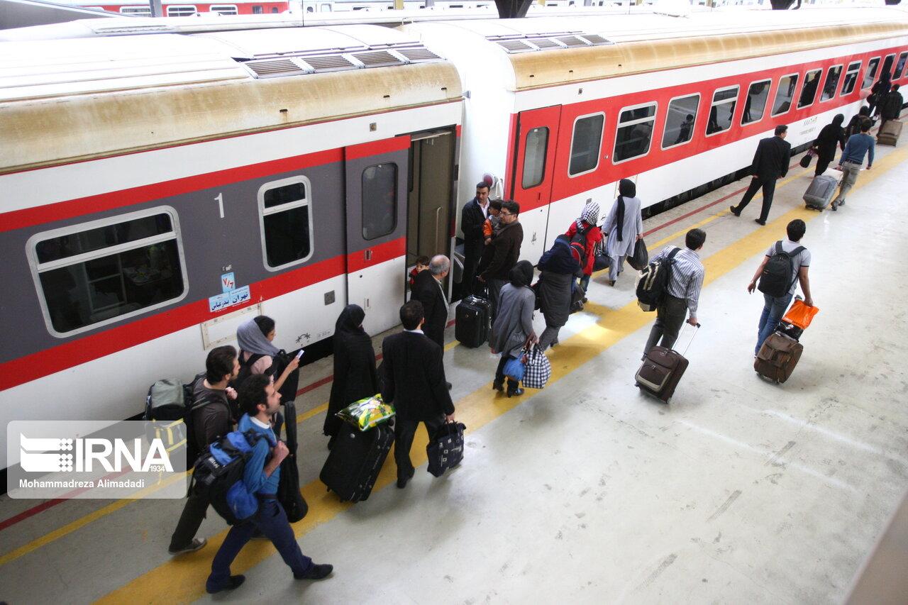 جابهجایی مسافر ریلی در اراک ۲۳ درصد افزایش یافت