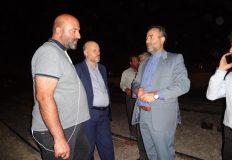 ۴۸ ساعت تلاش شبانهروزی راه آهن تهران برای تکمیل پروژه زیرگذر باغ صالح ورامین