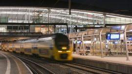 بزرگترین ایستگاه راه آهن هلند میزبان بزرگترین پارکینگ دوچرخه جهان