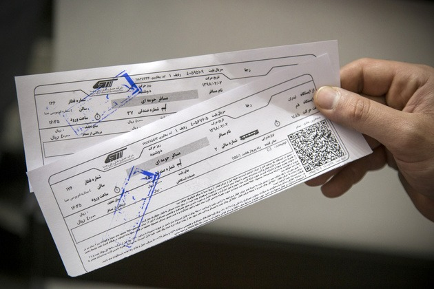 پیش فروش بلیت قطارهای مسافری در بازه زمانی ۱۱ آبان تا ۳۰ آذرماه