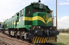 ظرفیت قطار ارومیه_مشهد تا دهه اول آبان تکمیل است
