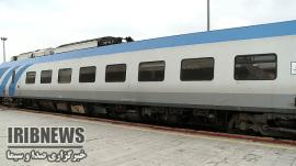 راه اندازی قطار فوق العاده زنجان به مشهد