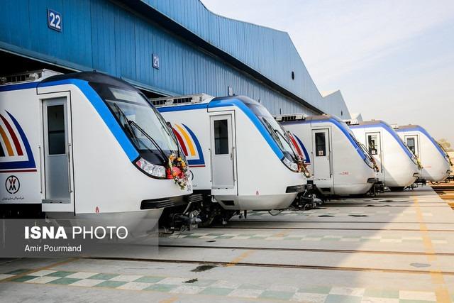پیشرفت ٣۵ درصدی فاز ١ خط ٢ قطارشهری شیراز