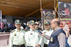 آماده باش کامل پلیس راه آهن کشور برای بازگشت زائران اربعین
