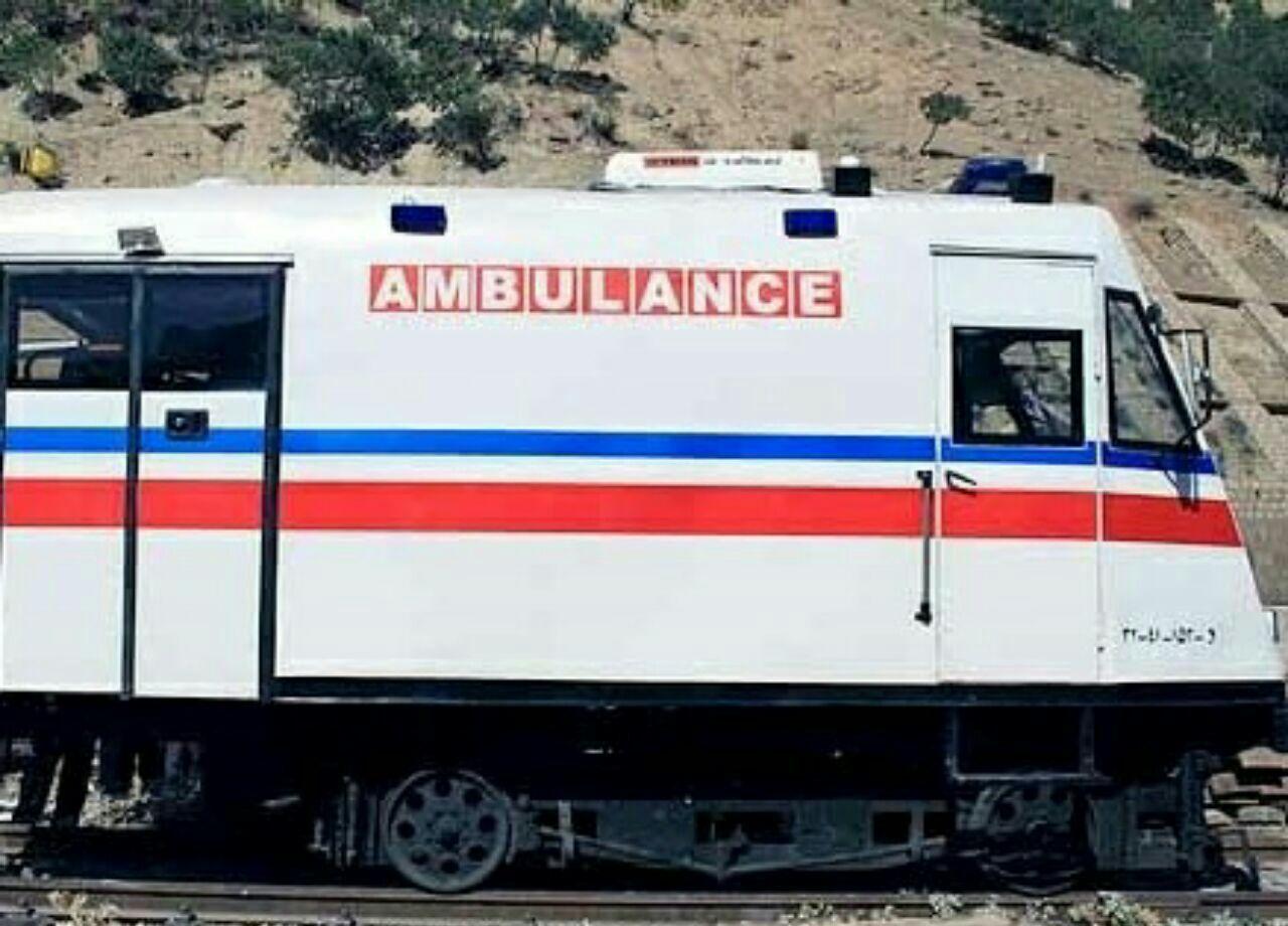 راه اندازی اورژانس ریلی در استان آذربایجان شرقی/ تهیه واگن های بیمارستان سیار