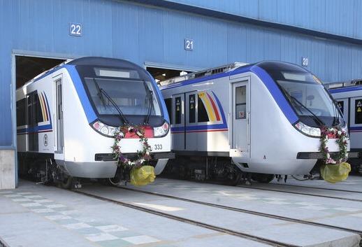 ۴۰ درصد از روند ساخت قطارهای مترو بومی سازی شده است
