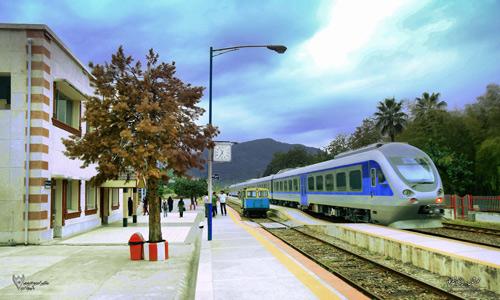 راه آهن ایران پیشرفتهترین سیستم حمل و نقلی در آسیای غربی است