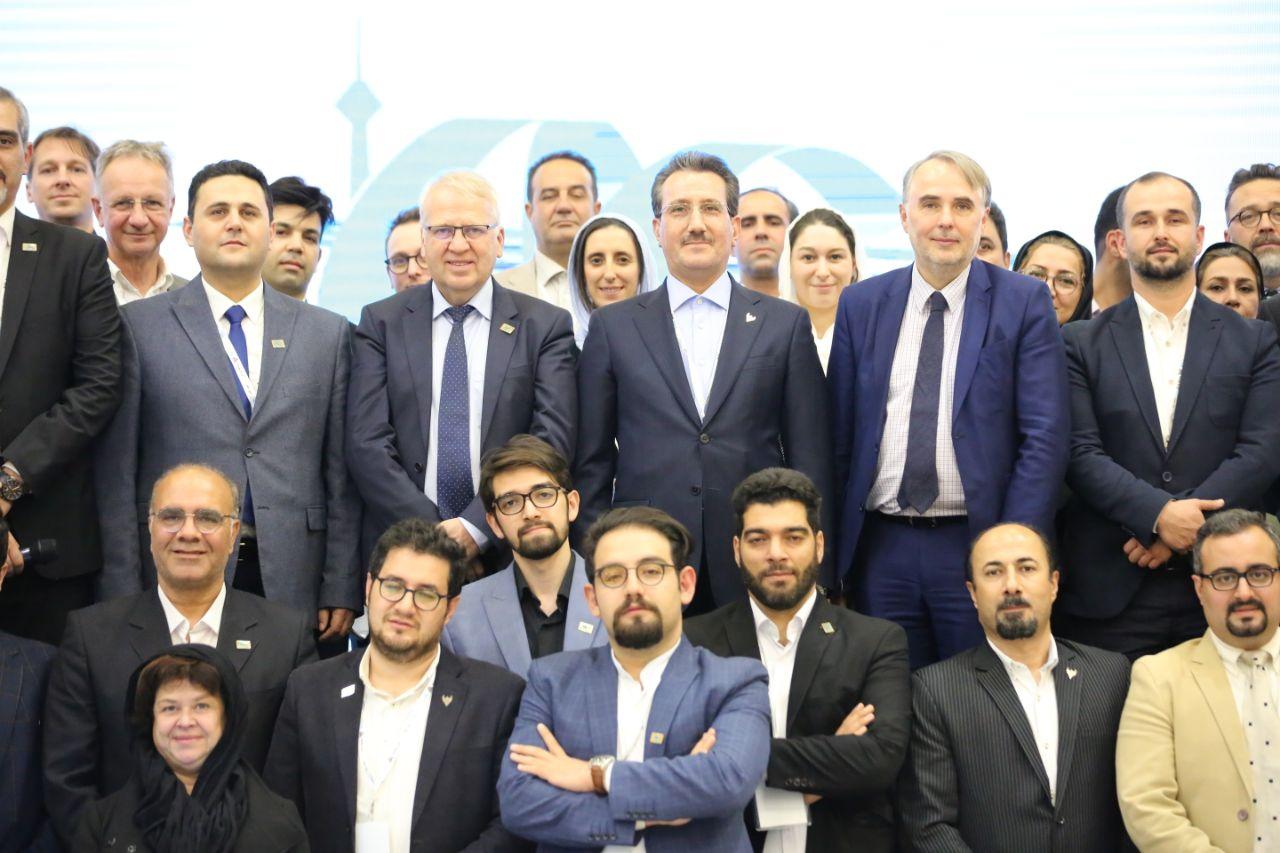 گزارش تصویری / مراسم اختتامیه هفتمین کنفرانس بین المللی ایستگاه های آینده UIC