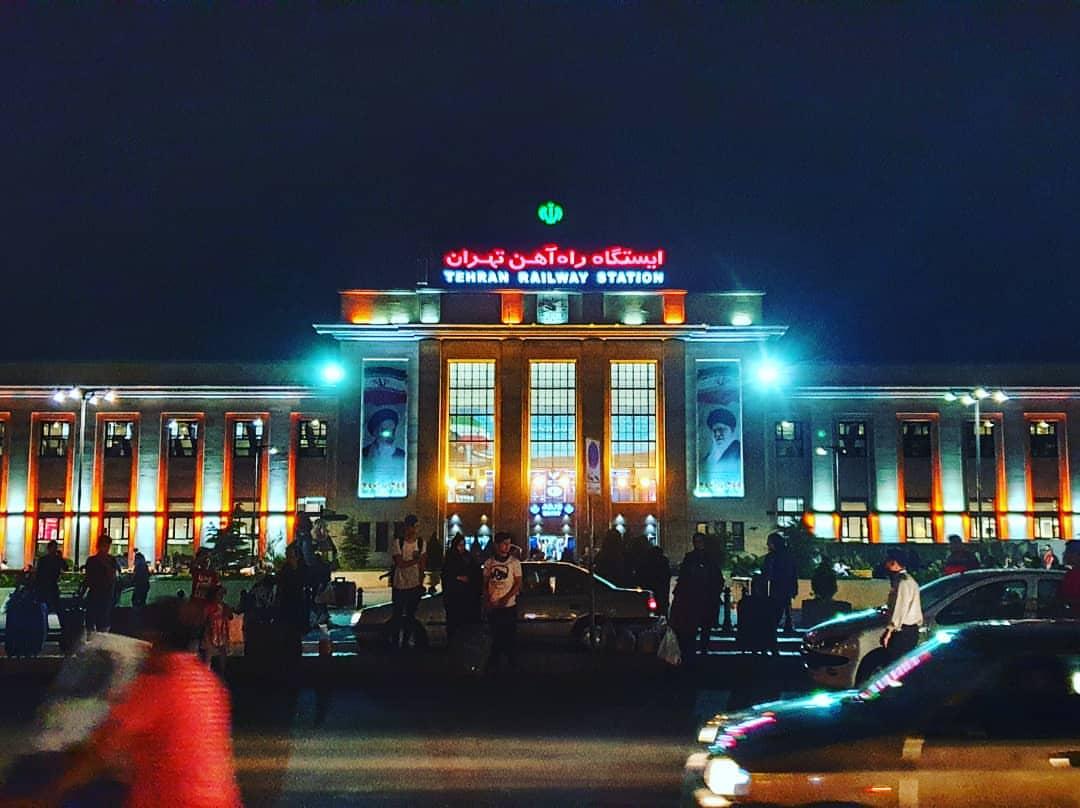 کلیپ و نقشه / معرفی اداره کل راه آهن تهران
