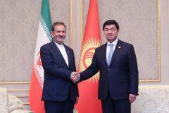علاقمندی ایران و قرقیزستان به گسترش رابط ترانزیتی