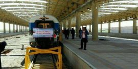 اختصاص ۴۸ میلیارد تومان اعتبار به راه آهن کرمانشاه/ سرعت قطار غرب افزایش یافت