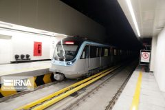 ۱۰ رام قطار جدید در مسیر پیوستن به ناوگان قطار شهری مشهد است