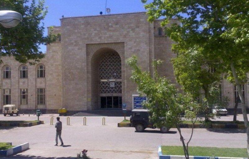 ایستگاه راهآهن مراغه ثبت ملی شد